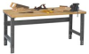 Adj Leg Workbench,Hardwood Top,48 x 30 -- WBA-1-3048W - Image