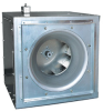 Square Inline Centrifugal Fan, Direct Drive -- DSI