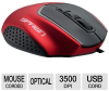 Cooler Master Storm SGM-2000-MLON1 Spawn Gaming Mouse - Gold -- SGM-2000-MLON1