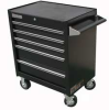 Tool Chest,27 x 18 x 57 In,13 Dr,Black -- 13H119