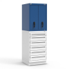 """R2V Vertical Drawer Cabinet, 2 Drawers (24""""W X 24""""D X 30""""H) -- RL-5HCE30006NA -- View Larger Image"""