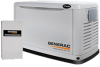 Generac Guardian Series 6053 - 17kW Standby Generator -- Model 6053-0