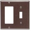 Combination Wallplates -- 80405-E - Image