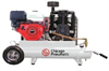 Chicago Pneumatic Portable Air Compressor -- Contractor Series Compressors