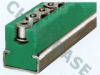 Chain Guides with Metallic Profile for Vertical Single Roller Chains -- Type CK -- View Larger Image