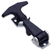 One-Piece Flexible Handle Latches