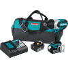 Impact Wrench,5A Battery Charger,Carry Bag,3/4