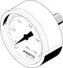 Pressure gauge -- MA-63-1-1/4-EN -- View Larger Image