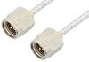 SMA Male to SMA Male Cable 48 Inch Length Using PE-SR405FL Coax, RoHS -- PE3867LF-48 -Image