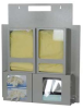 Isolation Station Wall or Door Mount Standard Package I.. -- ISO2835 - Image