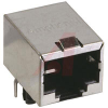 connector,modular jack,rj45 with rear tab shield with ferrite filter -- 70144955