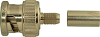 BNC Male Connector for RG58C/U Cable -- 8901 - Image