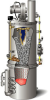Flo-Direct® Non-Recirculating Complete Thermal Exchange Gas-Fired Water Heater -- 1500 - Image