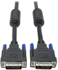 DVI-I Dual-Link Digital/Analog Monitor Cable (M/M), 2560 x 1600 (1080p), 10 ft. -- P560-010-DLI