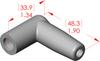 Angle Boot Insulator -- 16099 - Image