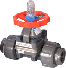 Manual Diaphragm Valve image