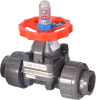 Manual Diaphragm Valves -- DAB Series - Image