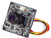 Hi-Res, Mono DSP Board Level Camera, 3.8mm Lens, EIA -- NT56-577