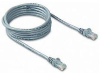 Belkin CAT5e 1FT - RJ45 Patch Cable - Grey -- A3L791-01