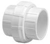 Schedule 40 PVC Pressure Fitting Unions (SxS)