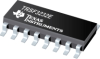 TRSF3232E 3-V to 5.5-V Two-Channel RS-232 1-Mbit/s Line Driver/Receiver -- TRSF3232EIDWR -Image