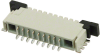 FFC, FPC (Flat Flexible) Connectors -- A101402CT-ND -Image