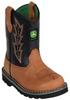 Infant Classic Pull-On Boot - Black -- JD-JD1190