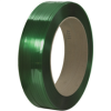 "7/16"" x 9000' - 16"" x 6"" Core Signode Comparable Polyester Strapping - Smooth -- PS5933 -- View Larger Image"