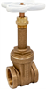Gate Valve – Lead-Free*, Rising Stem, Threaded Ends -- T-111-LF