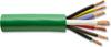WT703 ABS Trailer Cable, Standard Green Jacket PVC, 12/4, 10/2 & 8/1 Gauge/conductors -- WT703 -Image