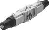 Intermediate pressure regulator plate