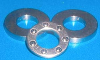 Thrust Bearing Flat Washers 2x6x3 -- Kit7241