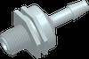 Thread to Barb Check Valve -- AP191227CV018NL -- View Larger Image