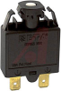 Circuit Breaker;Therm;Push;Cur-Rtg 6A;Flange/Snap-In;1 Pole;Blade Snap -- 70128774