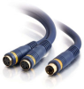 1ft Velocity? One S-Video Male to Two S-Video Female Y-Cable -- 2202-29164-001