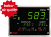 CO<sub>2</sub> Display And Indoor Air Quality Meter - Image