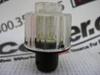LED BULB 115V RED BA15D -- 95610067