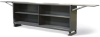 Extra-Wide Shelving Unit with 2 Panels -- 14.63.2-CSU-182-2FUPANEL - Image