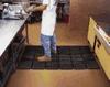 472 35015 - Wearwell Modular Worksafe Antifatigue Mats, Grease-resistant Mat, 3'x3' -- GO-81853-32