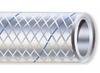 PVC Braided Hose with Blue Trace Yarn -- Novaflex 164
