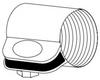 Rigid/EMT Conduit Coupling -- SCC-75