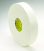 3M 4466 White Foam Mounting Tape - 1 in Width x 36 yd Length - 1/16 in Thick - 24302 -- 021200-24302 -- View Larger Image