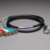 PROFlex VGA 5Ch 1.5C 15P Male-BNCM 25' -- 30VGA515C-15MB-025 - Image