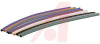 HEAT SHRINK TUBING, IRRADIATED FLEXIBLEPOLYOLEFIN, 2:1 RATIO, MIL-I-23053B/5 -- 70000542