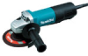 "9558PB - 5"" Paddle Switch Angle Grinder -- 9558PB"