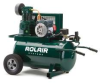ROLAIR 1.5 HP, 6.9 CFM@100 PSI, 20 Gallon Tank Compressor -- Model# 5520K17-0001