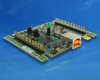 12-Bit, 50 kS/s, Multifunction OEM DAQ Board -- USB-1208FS-Plus-OEM
