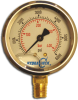 Liquid-Filled Pressure Gauge -- HC-7500-WG
