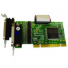 4 Port RS232 LP PCI Serial Port Card with LPT Parallel Port -- UC-263
