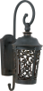 Whisper Dark Sky EE 1-Light Outdoor Wall Lantern -- 85393BZ